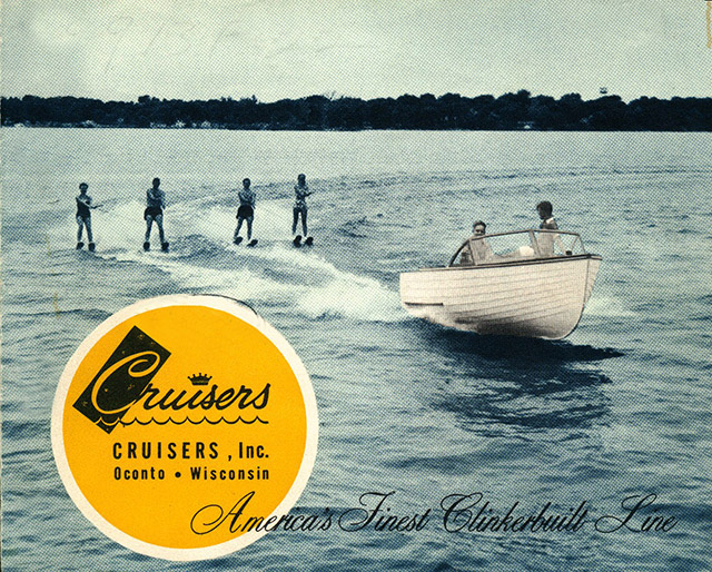 1956 first Cruisers catalog