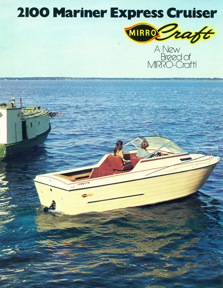1971 Mirro Aluminum Company acquires Cruisers, Inc.